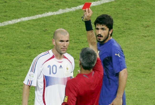 5 Famous Red Cards of Football World Cup