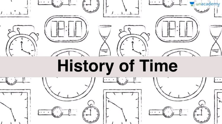 A Brief History of Time Counting