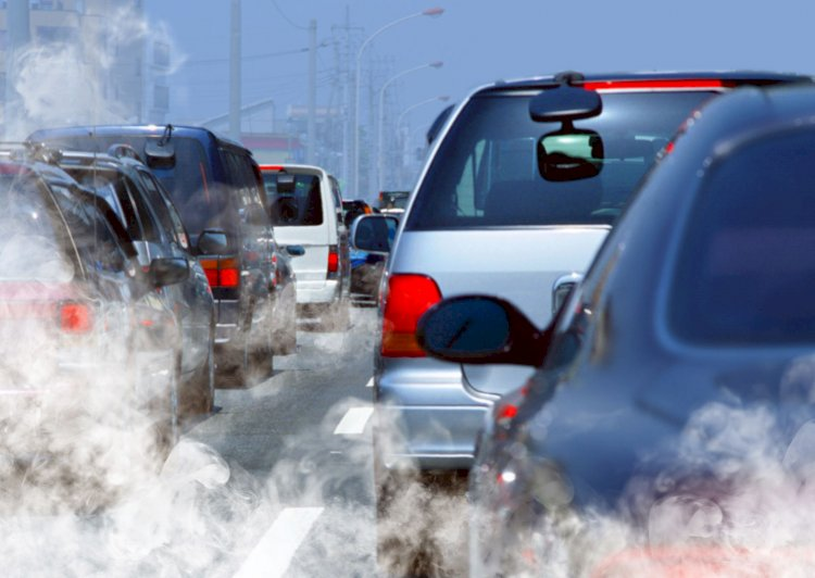 Effects of small particulate matter in the air
