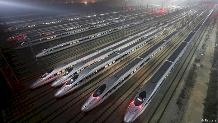 Five High Speed Trains In The World