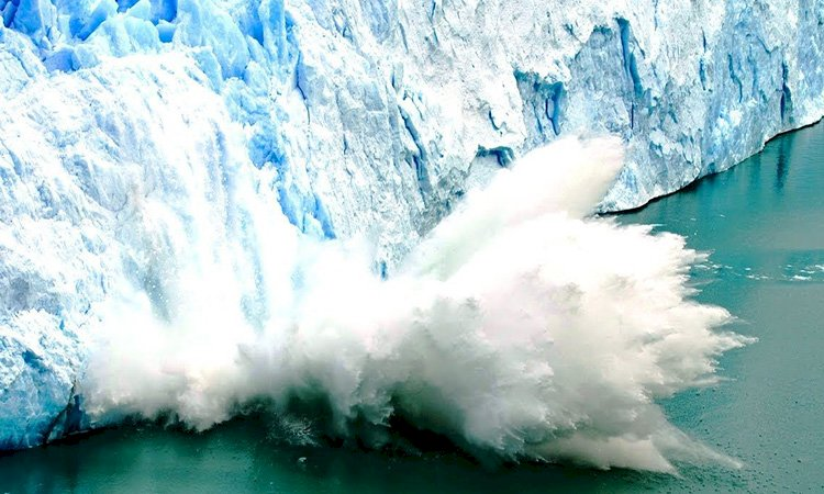 Ice Melt in Greenland and Antarctica is on A Higher Level