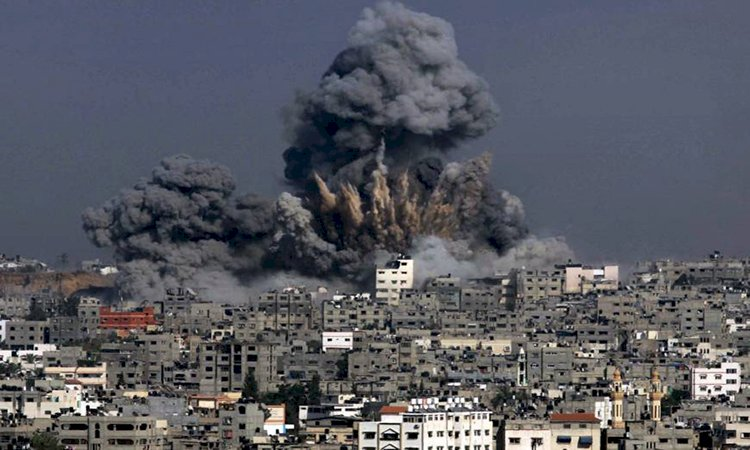 Operation Protective Edge | A War of Demise