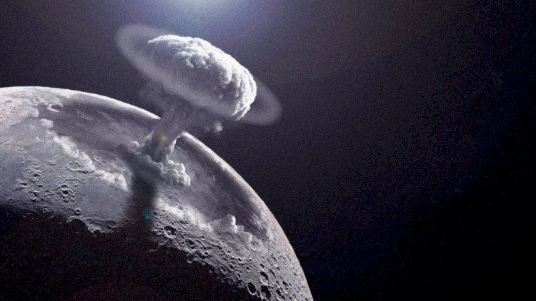 Project A119: Us plans to destroy the moon
