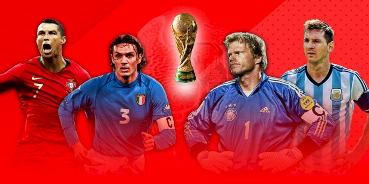 The 10 Best Footballers Who Have Never Won a World Cup