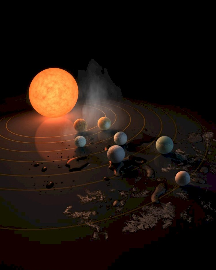 Top 5 scariest planets in the universe