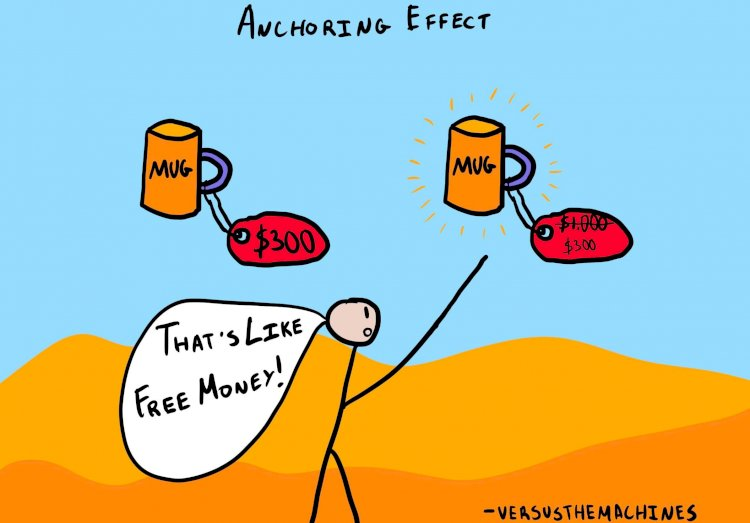 Anchoring Bias—Where the Initial Information Creates Confusion in Decision Making