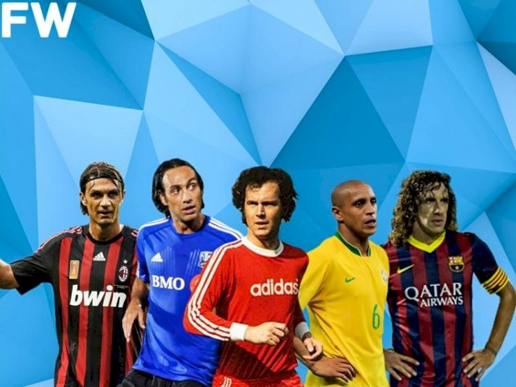 10 Best Defenders In The History Of Football