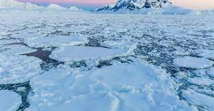 One-third Of Antarctica's Ice Could Collapse At Current Temperatures
