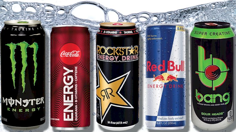 The Habit Of Drinking Energy Drinks Can Take Someone To The Hospital With A Heart Attack