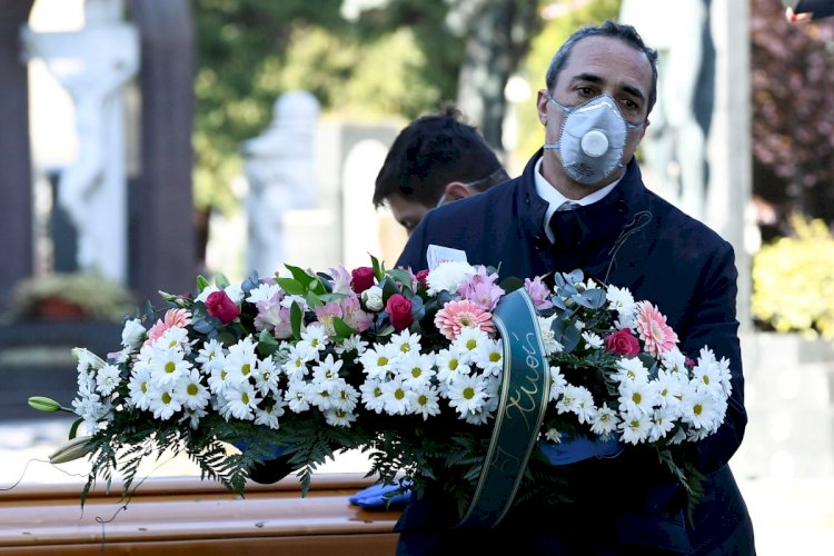Coronavirus Death Toll Touches 475 Deaths in One Day in Italy.