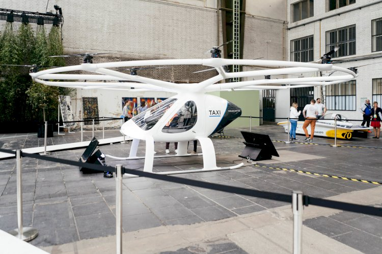 New Passenger Drones Are Coming: You Should know about them