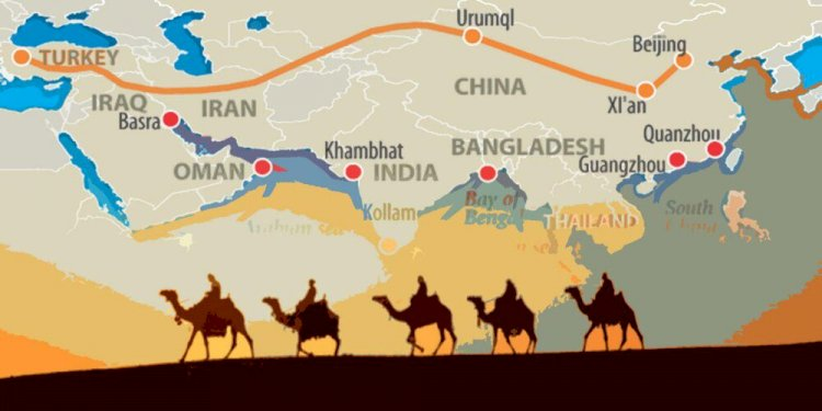 Information About the Silk Road: the Oldest, Longest and Most Dangerous Trade Route