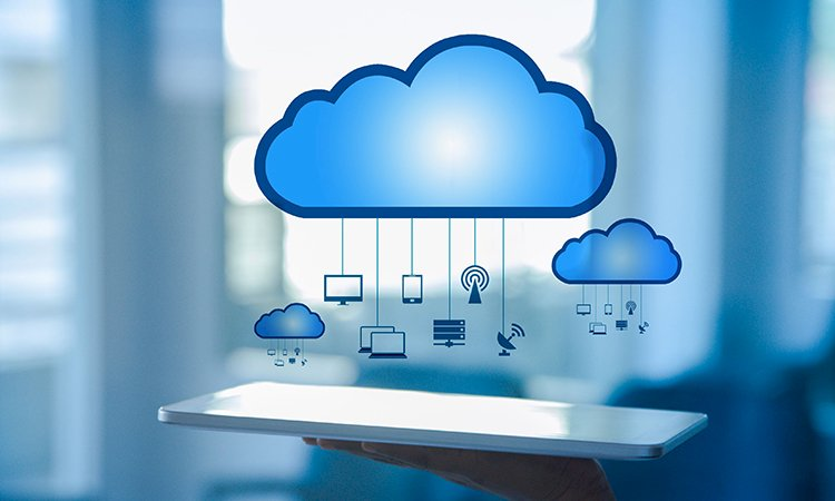Cloud Computing, The Invisible Data Store