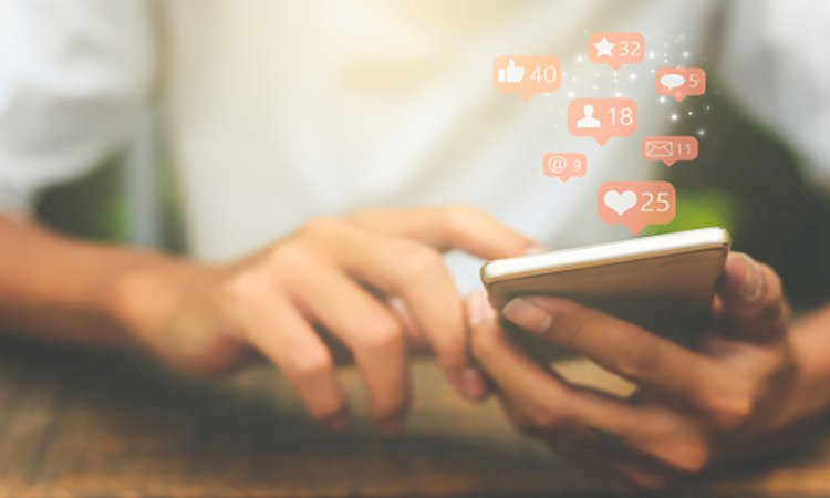 Social Media's Effects on Our Brain