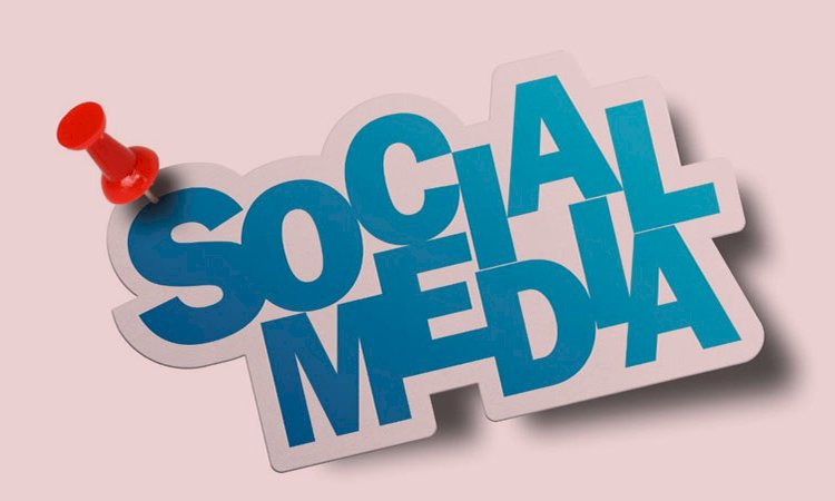 Social media's appearance in the present world