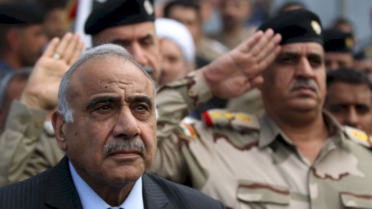 Iraqi parliament calls on government to expel U.S. troops
